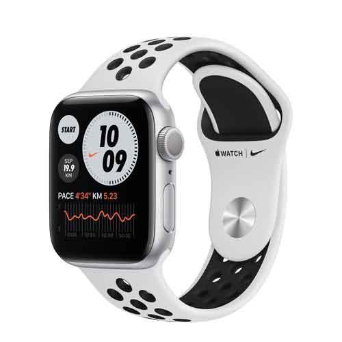 Apple Watch Nike Series 6 GPS 44MM MG293HNA price in chennai