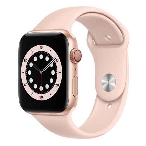 Apple Watch Series 6 GPS 44MM M00E3HNA price in chennai