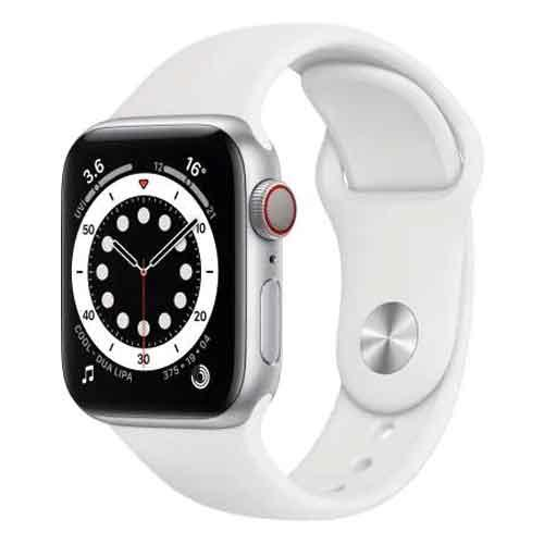 Apple Watch Series 6 GPS Cellular 40MM M06M3HNA price in chennai