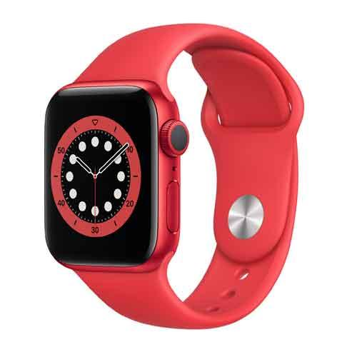 Apple Watch Series 6 GPS Cellular 40MM M06R3HNA price in chennai